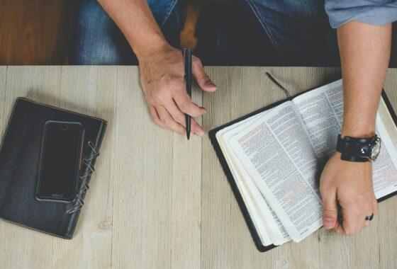 Beitragsbild Predigt entwerfen
