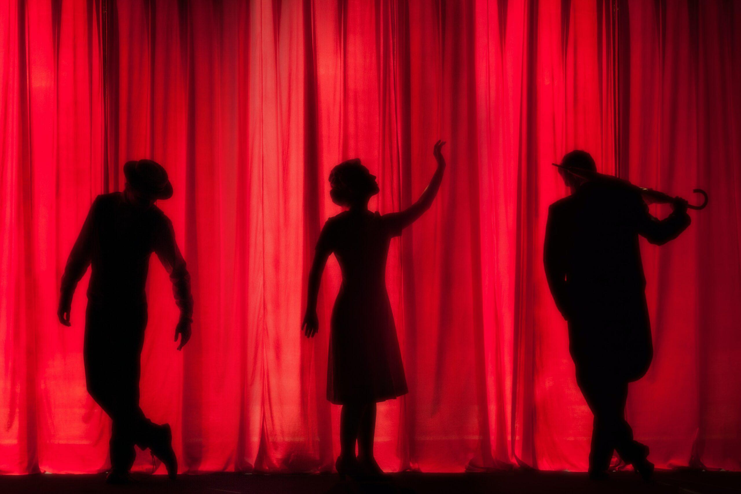 Foto Theaterbühne
