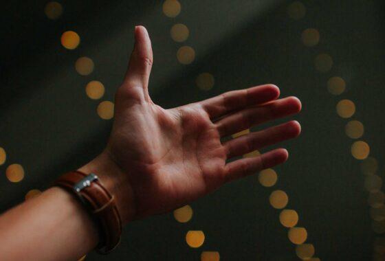 Beitragsbild Hand